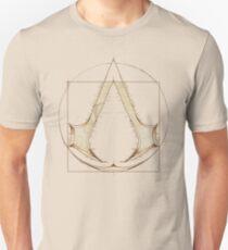 assassin da vinci Unisex T-Shirt