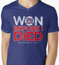 Chicago Cubs - Won Before I Died T-Shirt