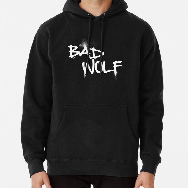 Bad Wolf Pullover Hoodie