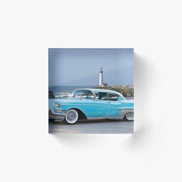 1957 Cadillac Fleetwood 60-S Sedan Acrylic Block