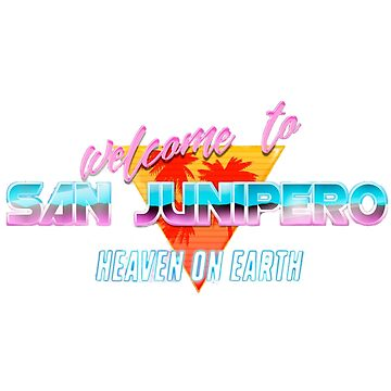 San Junipero by wilsonlai