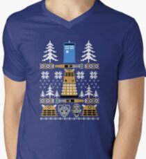 Doctor Ugly Sweater Who T-Shirt