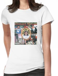 Tommy Wright III Womens Fitted T-Shirt