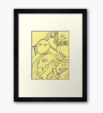 vernacular homicide Framed Print