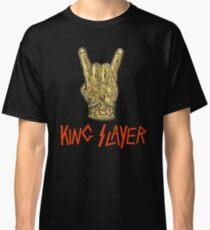 King Slayer Thrones Artwork Classic T-Shirt