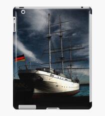 Ship, Gorch Fock iPad Case/Skin