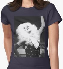 Sharon Needles Womens Fitted T-Shirt