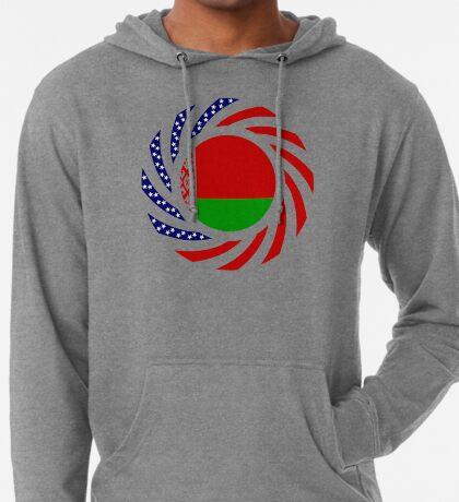 Belarusian American Multinational Patriot Flag Series Lightweight Hoodie