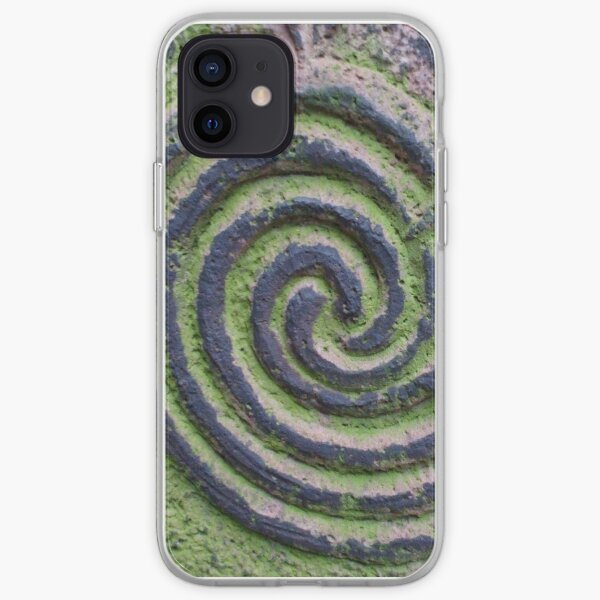 carved stone #2 - iphone case iPhone Soft Case