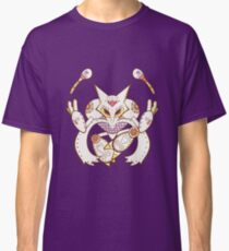 Alakazam Pokemuerto | Pokemon & Day of The Dead Mashup Classic T-Shirt
