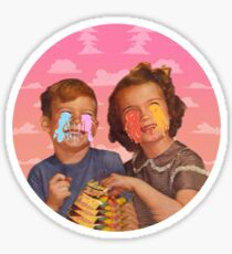 Sugar High Sticker