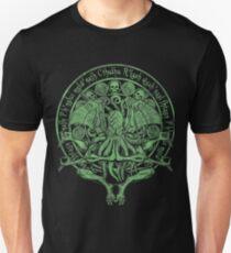 The Idol Sick Green Variant Cthulhu God Art T-Shirt