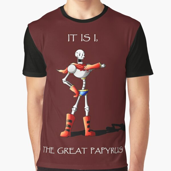 The Great Papyrus! Graphic T-Shirt