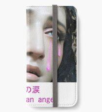 Angel Tears iPhone Wallet/Case/Skin