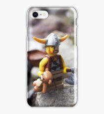 Fearless Warrior iPhone Case/Skin
