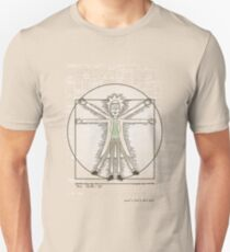 Virtruvian Rick T-Shirt