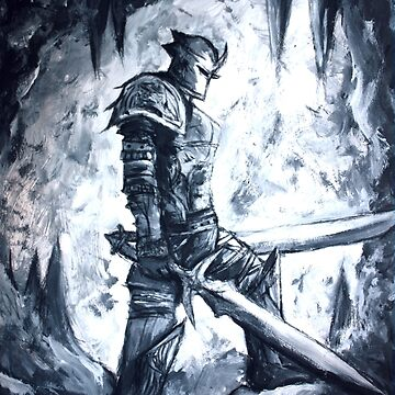 Two Sword Knight by Ivegotartitude