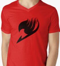 Fairy Tail Mens V-Neck T-Shirt