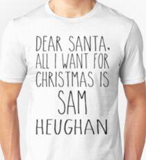 Sam Heughan XMas T-Shirt