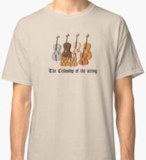 The Celloship of the String Classic T-Shirt