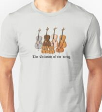 The Celloship of the String T-Shirt