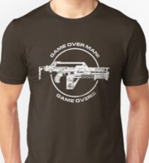"""Game over man!"" T-Shirt"