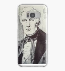 Vincent Price House of Usher Samsung Galaxy Case/Skin