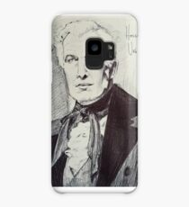 Vincent Price House of Usher Case/Skin for Samsung Galaxy