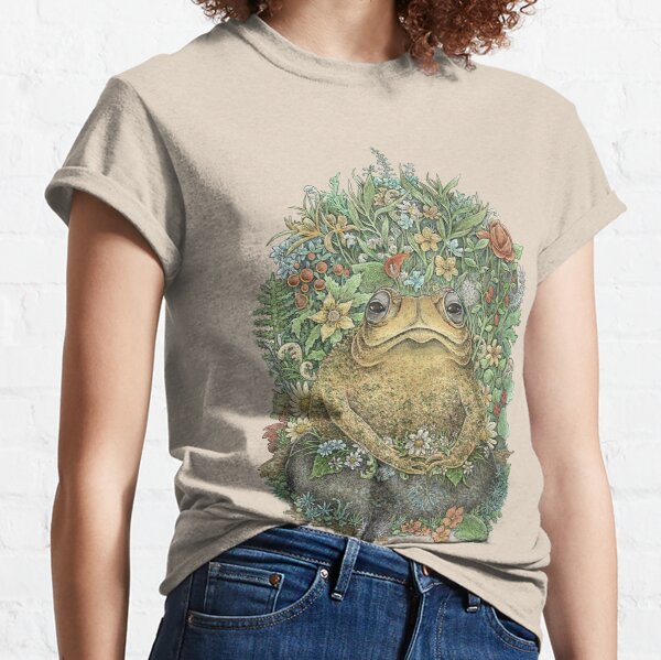 Her Majesty Toad Classic T-Shirt