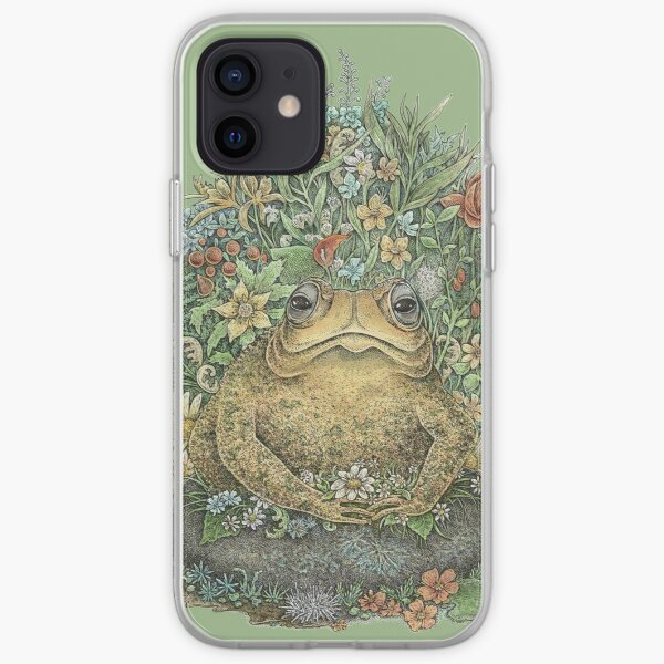 Her Majesty Toad iPhone Soft Case