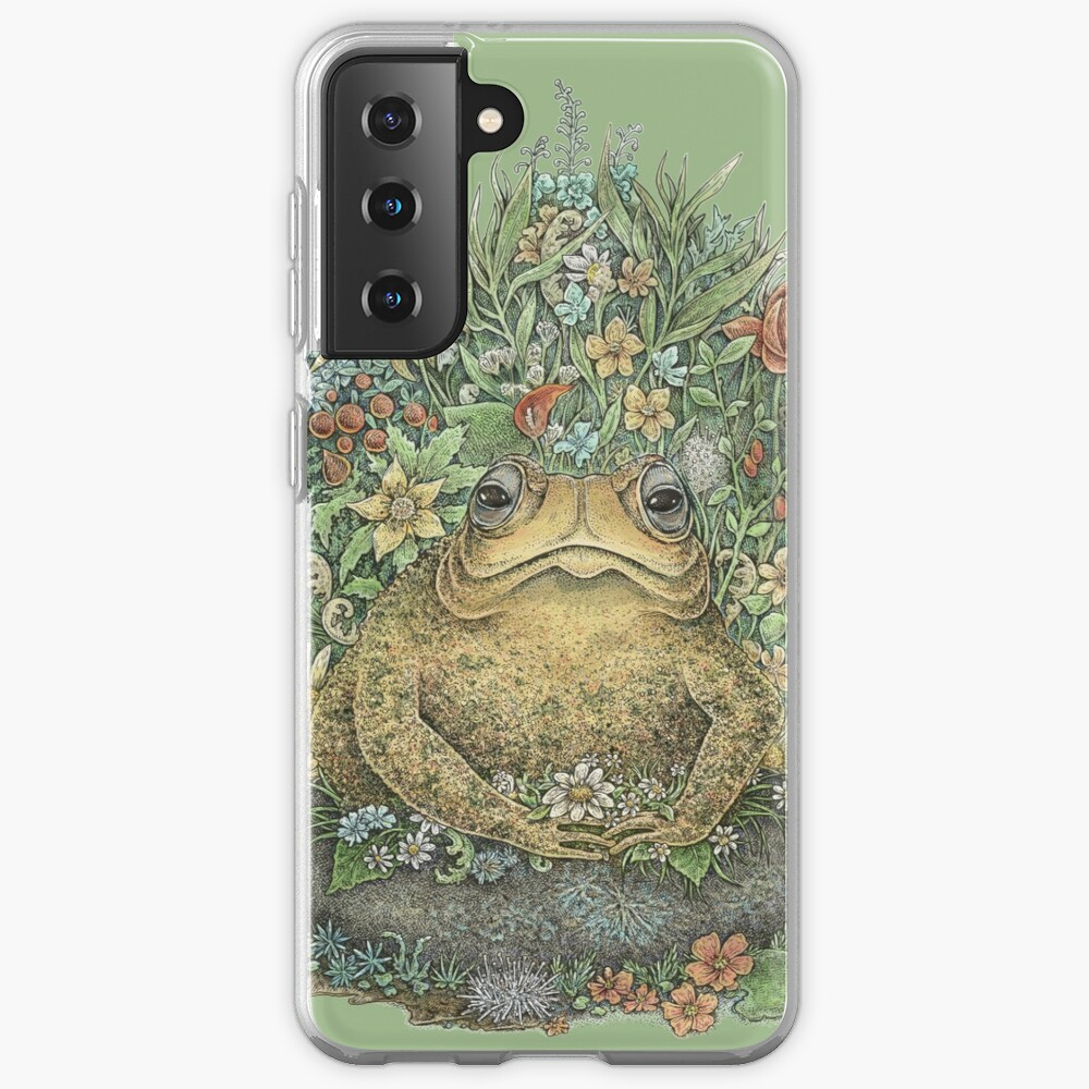 Her Majesty Toad Samsung Galaxy Phone Case