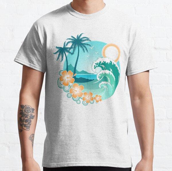 Hawaiian Island Classic T-Shirt