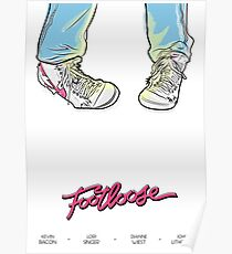 Footloose! Poster