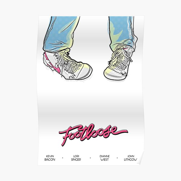 Footloose! Poster