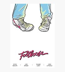 Footloose! Photographic Print