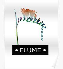 FLUME SKIN COMPANION EP  Poster