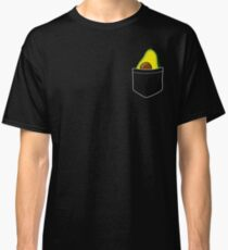 Pocket Avocado Classic T-Shirt