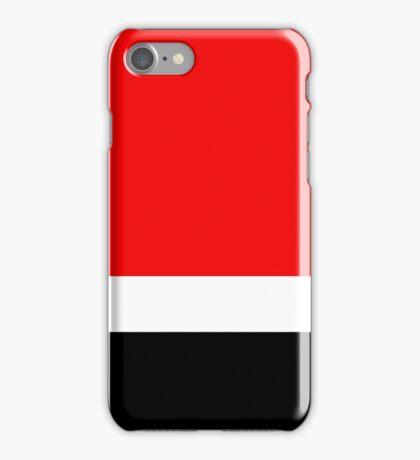 713 Red iPhone Case/Skin