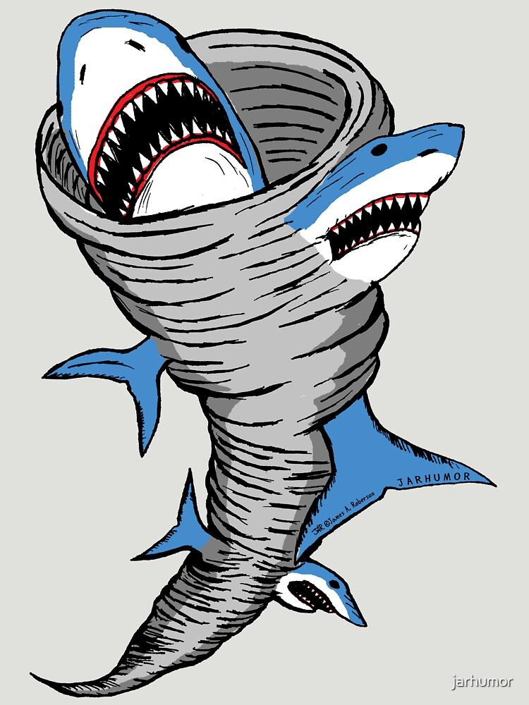 TShirtGifter presents: Shark Tornado | Unisex T-Shirt