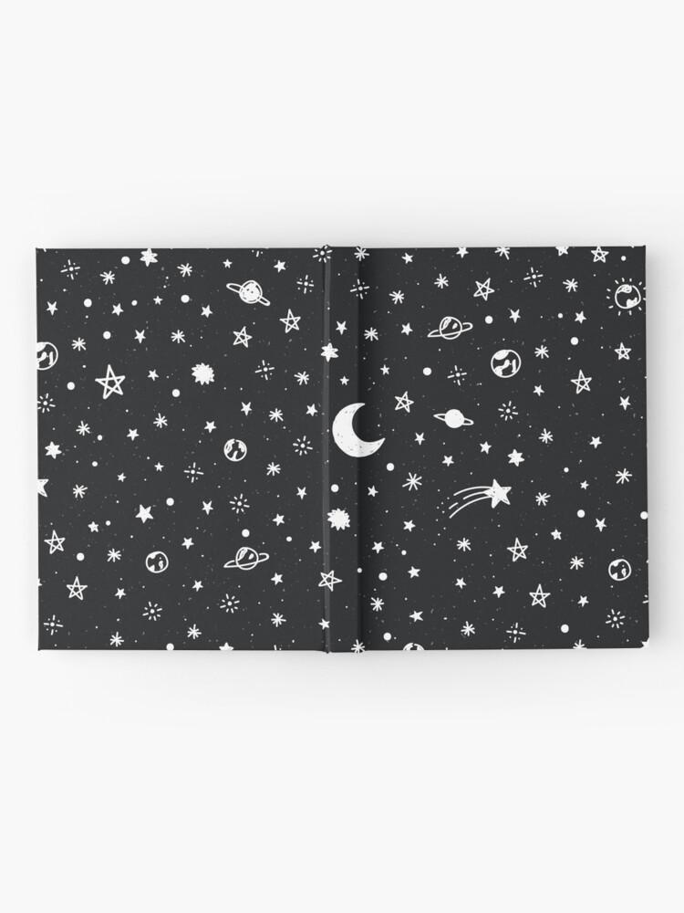 Alternate view of Cosmic Hardcover Journal