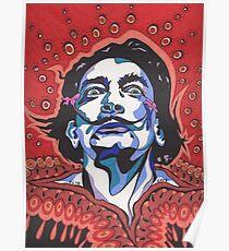 Salvador Dali II Poster