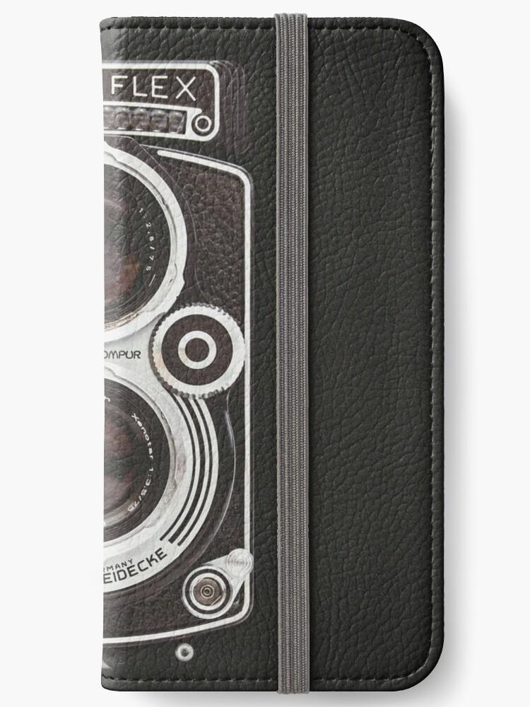 Vintage Camera II by HenryWine