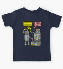 Robot Talk Kids Clothes