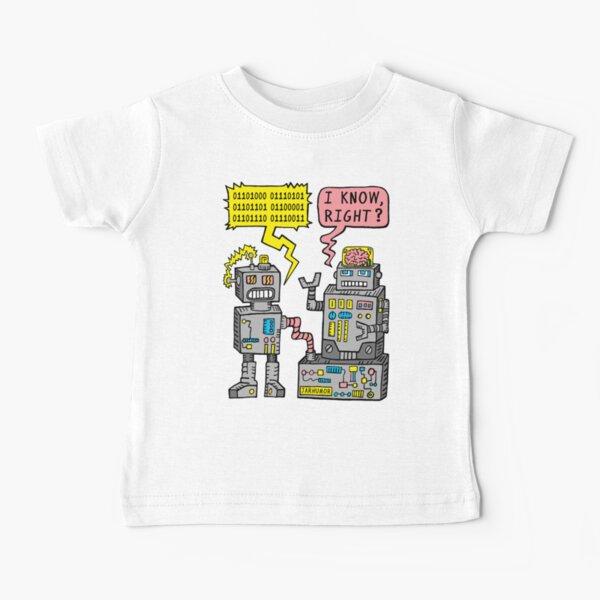 texto Camiseta para bebés