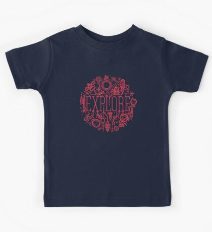 Explore Space Kids Clothes