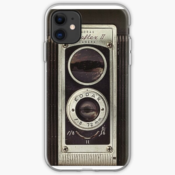 Vintage Camera I iPhone Soft Case