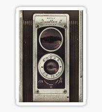 Vintage Camera I Sticker