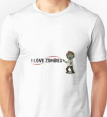 Zombie lovers T-Shirt