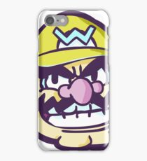 Grinning Wario iPhone Case/Skin