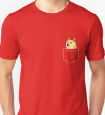 Pocket Doge Unisex T-Shirt
